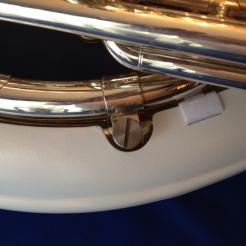 Close-Up of Installation